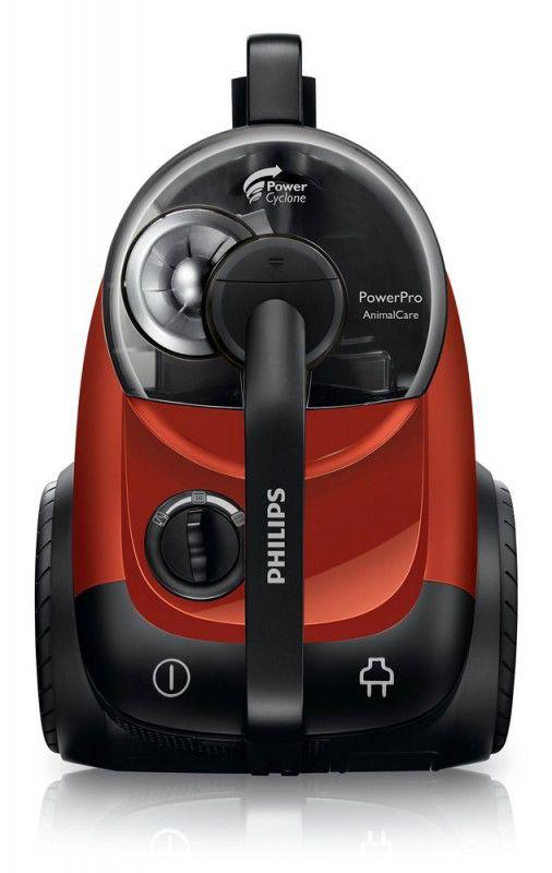 Пылесос PHILIPS FC8767/01, 2100Вт, красный/черный