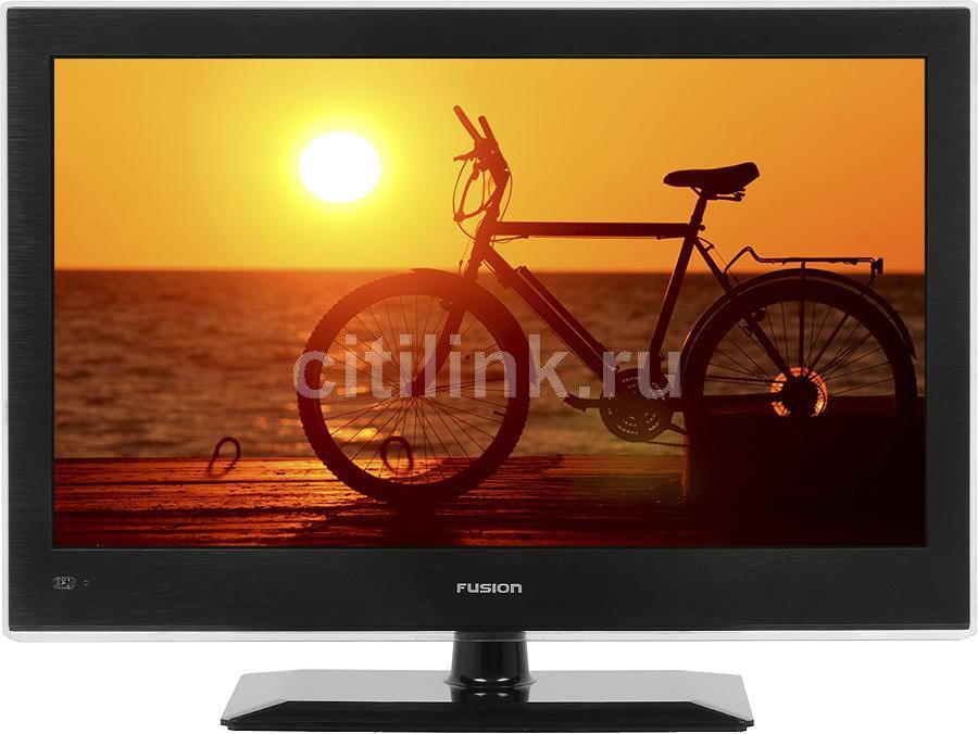 "LED телевизор FUSION FLTV-22LF12B  ""R"", 21.5"", FULL HD (1080p),  черный"