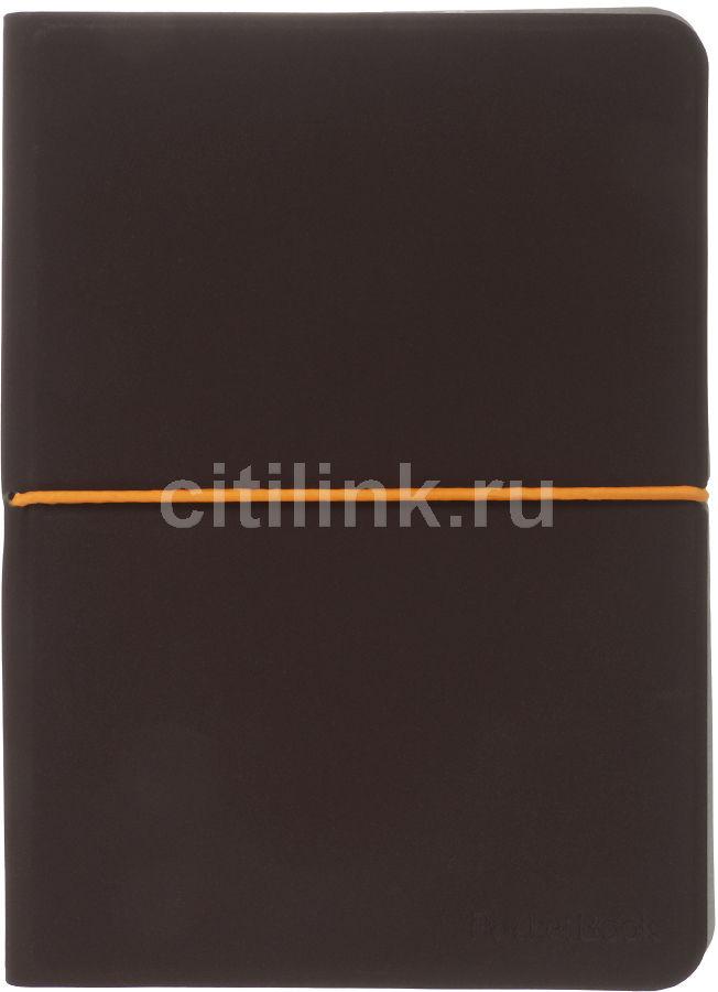 Обложка POCKETBOOK Vigo World Easy, коричневый