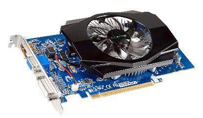 Видеокарта GIGABYTE Radeon HD 6570,  2Гб, DDR3, Ret [gv-r657d3-2gi]