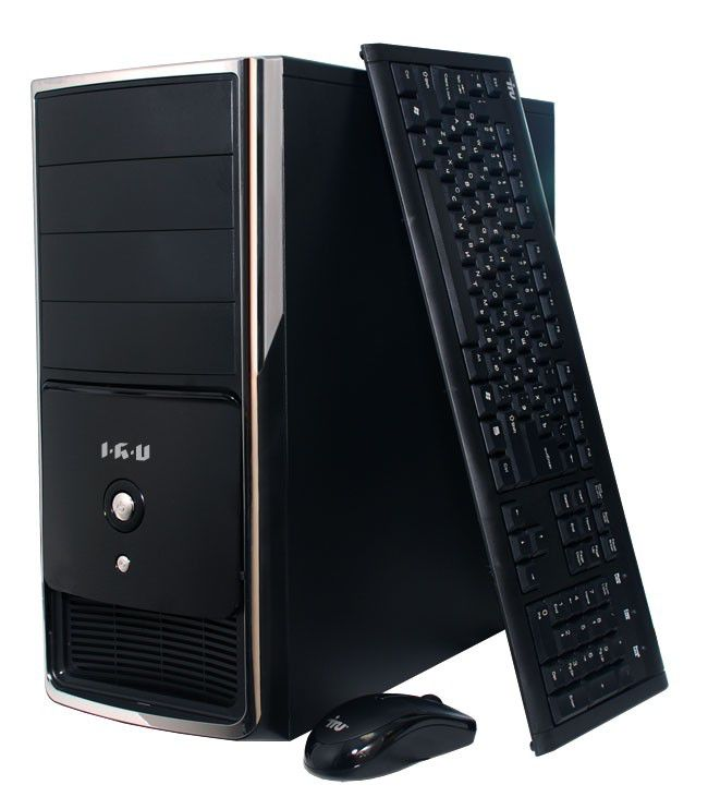 Компьютер  IRU Home 310,  Intel  Core i3  2120,  4Гб, 500Гб,  nVIDIA GeForce GT630 - 2048 Мб,  DVD-RW,  CR,  Windows 7 Home Basic [713718]