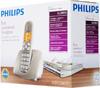 Радиотелефон PHILIPS XL3901S,  серебристый [xl3901s/51] вид 9