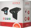 Видеорегистратор SUPRA SCR-430 черный вид 10