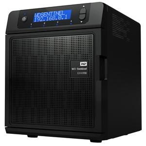 Сетевое хранилище WD WDBLGT0160KBK-EESNN,  16Тб