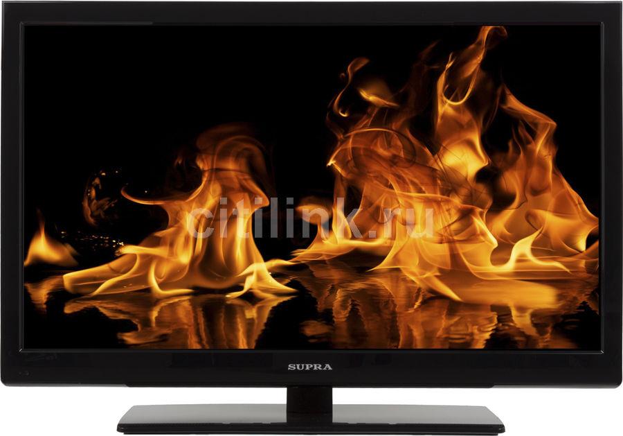 """LED телевизор SUPRA STV-LC39480F  """"R"""", 39"""", FULL HD (1080p),  черный"""