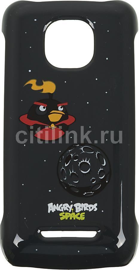 Чехол (клип-кейс) NOKIA CC-3053, для Nokia Asha 311, серый [cc-3053 серый]