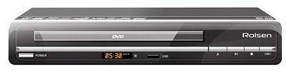 DVD-плеер ROLSEN RDV-2020,  черный [1-rldb-rdv-2020]