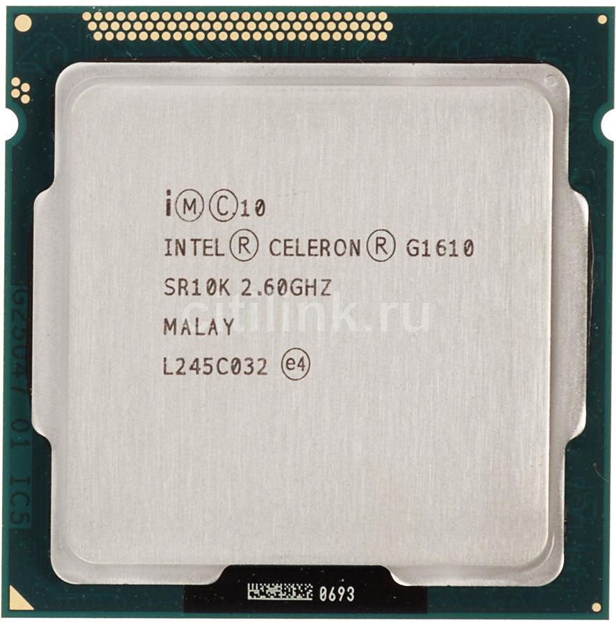 Купить Процессор INTEL Celeron G1610 по выгодной цене в ...