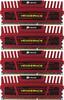 Модуль памяти CORSAIR Vengeance CMZ16GX3M4A2400C9R DDR3 -  4x 4Гб 2400, DIMM,  Ret вид 1