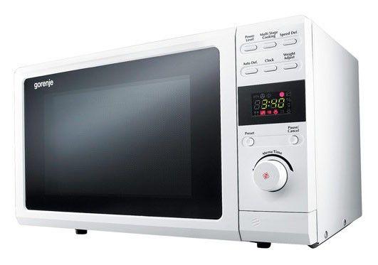 Микроволновая печь GORENJE MO-20 DW, белый