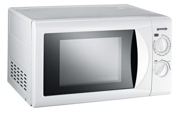 Микроволновая печь GORENJE MO200MW, белый