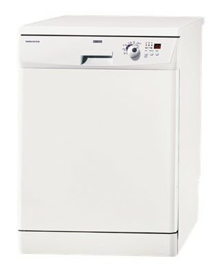 Посудомоечная машина ZANUSSI ZDF3013,  полноразмерная, белая