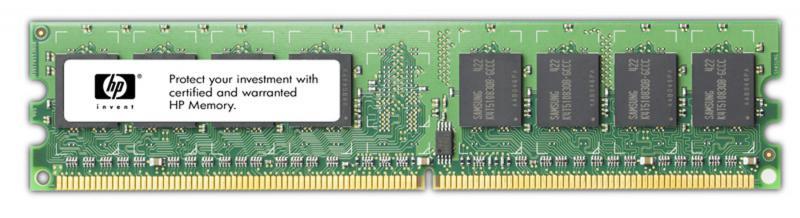 Память DDR3 HPE 669320-B21 2Gb DIMM ECC U PC3-12800 CL11 1600MHz