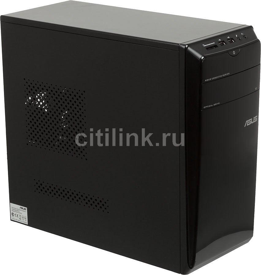 Компьютер  ASUS CM1740,  AMD  A8  3820,  DDR3 6Гб, 1000Гб,  nVIDIA GeForce GT630 - 2048 Мб,  DVD-RW,  CR,  Windows 8,  черный [90pd79db53e2x5g03ckz ]
