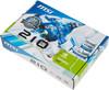 Видеокарта MSI GeForce 210,  N210-MD1GD3H/LP,  1Гб, DDR3, Low Profile,  Ret вид 6