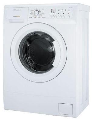 Стиральная машина ELECTROLUX EWF 107210 A, фронтальная загрузка,  белый