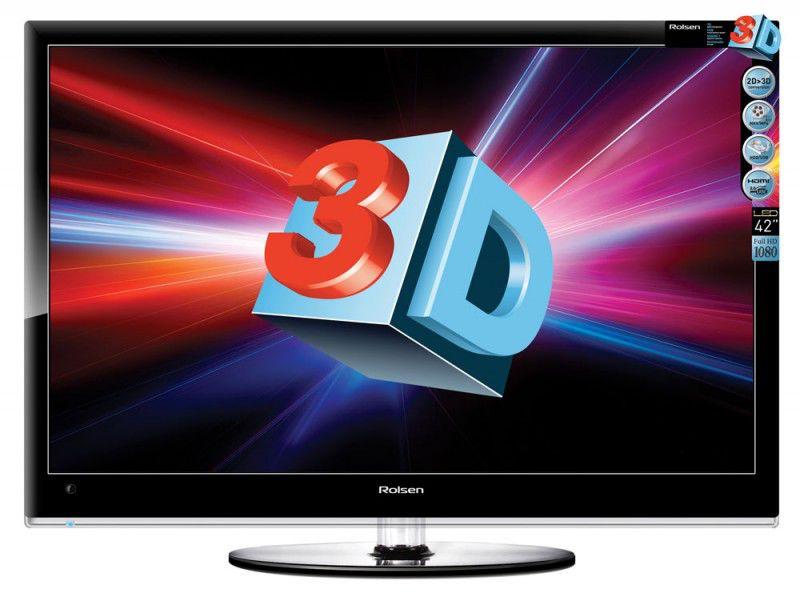 LED телевизор ROLSEN RL-32L700U3D