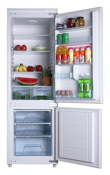 Встраиваемый холодильник HANSA BK313.3 белый