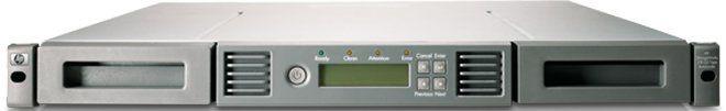 Ленточный автозагрузчик HPE 1/8 G2 3000LTO5 SAS (BL536B)