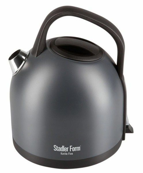 Чайник электрический STADLER FORM SFK.8800, 3000Вт, черный