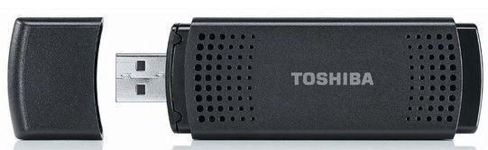 Беспроводной адаптер Toshiba WLM-20U2 для Smart TV
