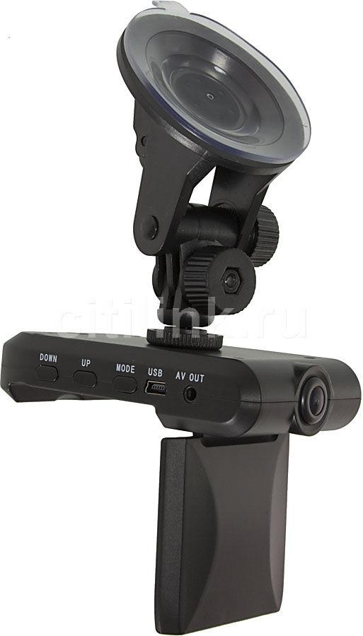 Видеорегистратор SUPRA SCR-405 черный