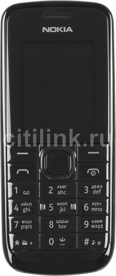 Мобильный телефон NOKIA 109 черный