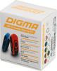 MP3 плеер DIGMA C1 flash 4Гб оранжевый вид 6