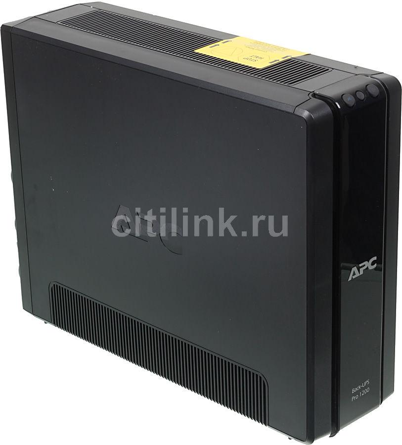 Источник бесперебойного питания APC Back-UPS Pro BR1200G-RS,  1200ВA