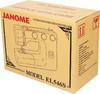 Швейная машина JANOME EL546S белый [el546 s] вид 10