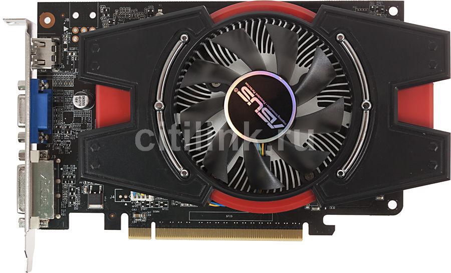 Видеокарта ASUS GeForce GTX 650,  2Гб, GDDR5, Ret [gtx650-e-2gd5]