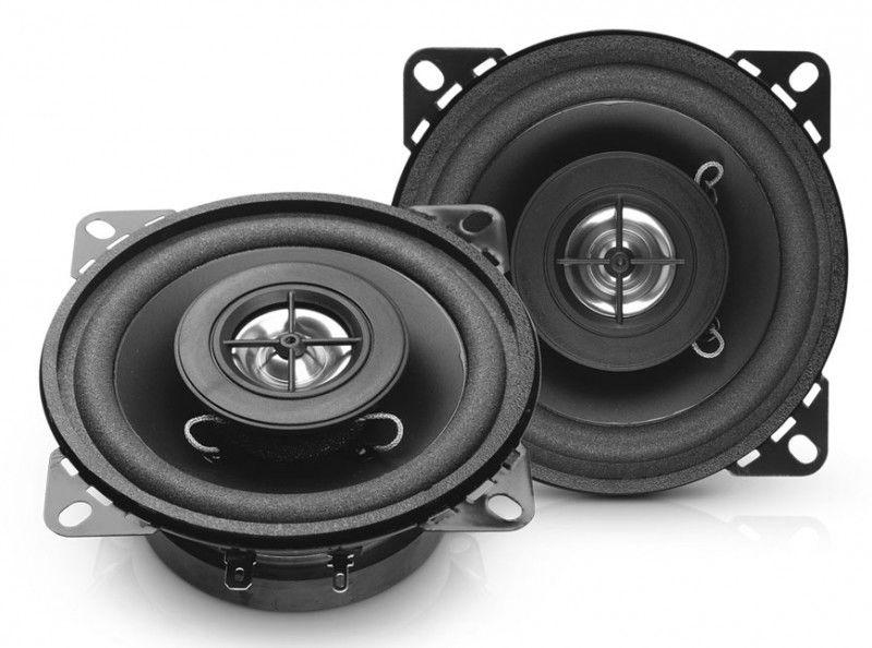Колонки автомобильные HYUNDAI H-CF402,  коаксиальные,  100Вт