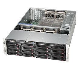 Корпус SuperMicro CSE-836BE16-R1K28B 2x1280W черный