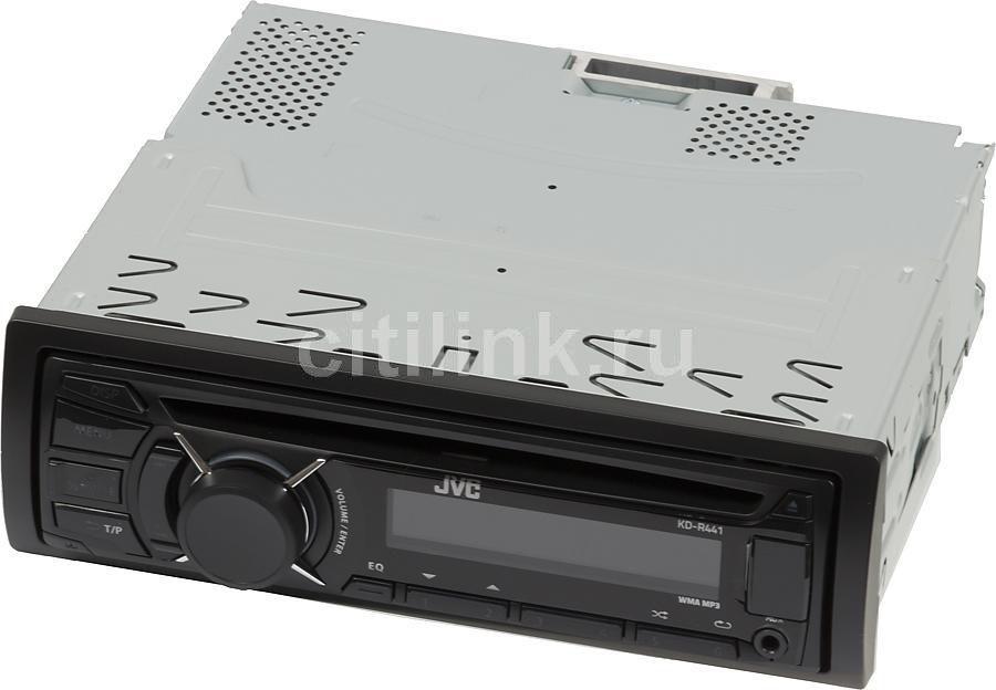 Автомагнитола JVC KD-R441EY,  USB