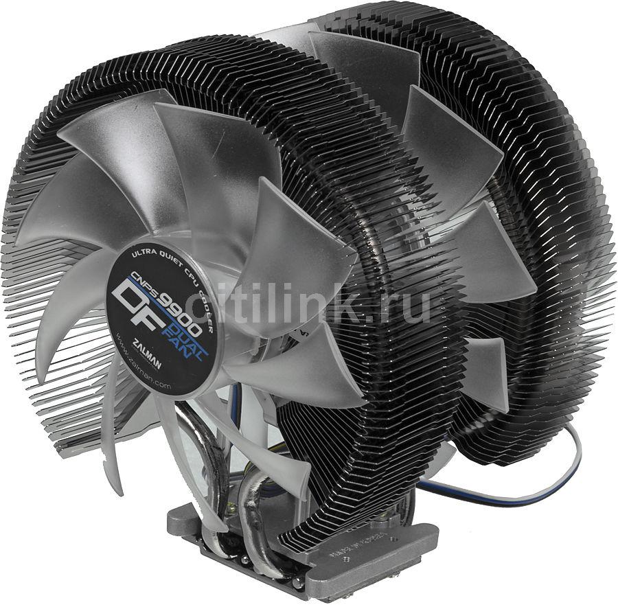 Устройство охлаждения(кулер) ZALMAN CNPS9900DF,  140мм, Ret