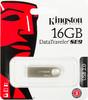 Флешка USB KINGSTON DataTraveler SE9 16Гб, USB2.0, серебристый [dtse9h/16gb] вид 4