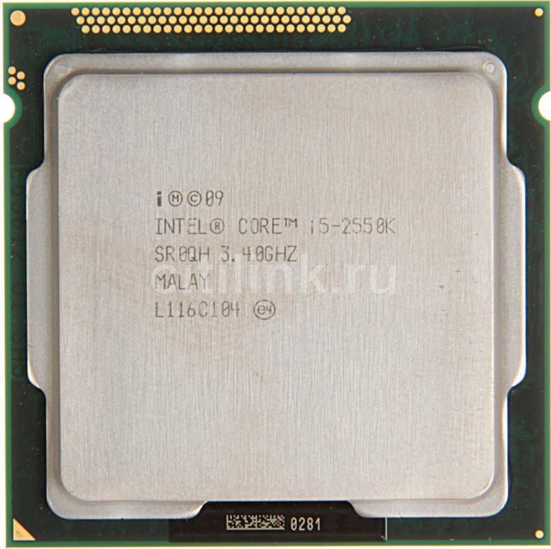 Процессор INTEL Core i5 2550K, LGA 1155 OEM /661371/ [cpu intel s1155 i5-2550k oem]