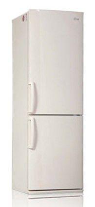 Холодильник LG GA-B379 UECA,  двухкамерный,  бежевый [ga-b379ueca]