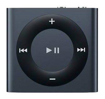 MP3 плеер APPLE iPod Shuffle flash 2Гб серый [md779]