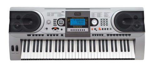 Синтезатор SUPRA SKB-615S, 61, невзвешенная, полноразмерные, 32, серый