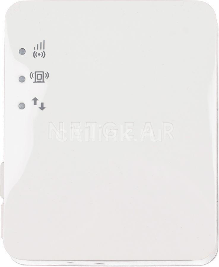 Повторитель беспроводного сигнала NETGEAR WN1000RP-100PES,  белый
