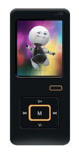 MP3 плеер EXPLAY C40 flash 4Гб черный [4000692]