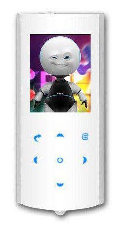 MP3 плеер EXPLAY C60 flash 4Гб белый [4011643]