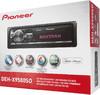 Автомагнитола PIONEER DEH-X9500SD,  SD вид 6