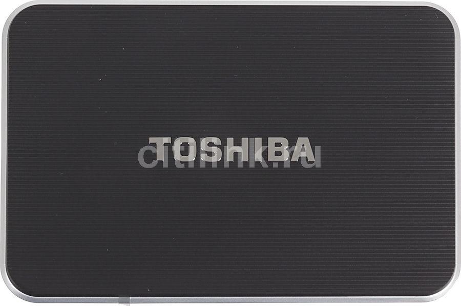 Внешний жесткий диск TOSHIBA STOR.E EDITION PX1804E-1J0K, 1Тб, черный