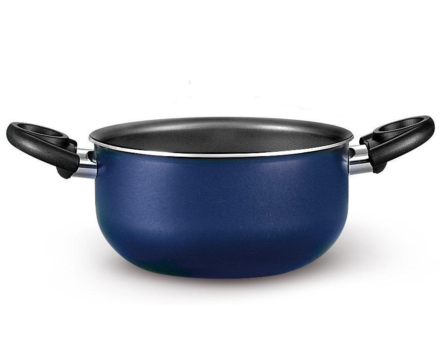 Кастрюля PENSOFAL PastaSi PEN 6627, 7л, без крышки,  синий [pen6627]