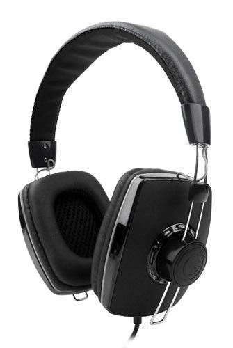 Наушники с микрофоном G-CUBE iHM-500BK,  мониторы, черный