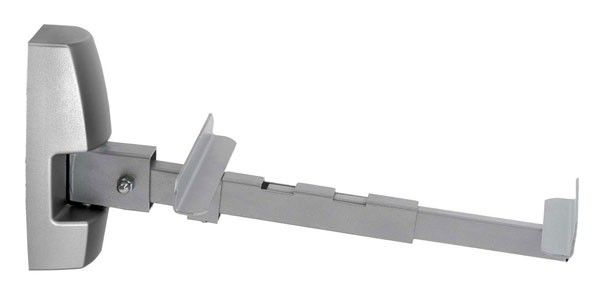 Кронштейн для телевизора OMB ULYSSES черный макс.20кг настенный поворот и наклон [30039]