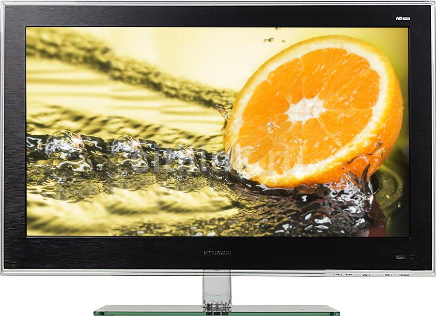 "LED телевизор HYUNDAI H-LED24V8  ""R"", 23.6"", HD READY (720p),  черный"