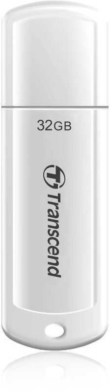 Флешка USB TRANSCEND Jetflash 730 32Гб, USB3.0, белый [ts32gjf730]